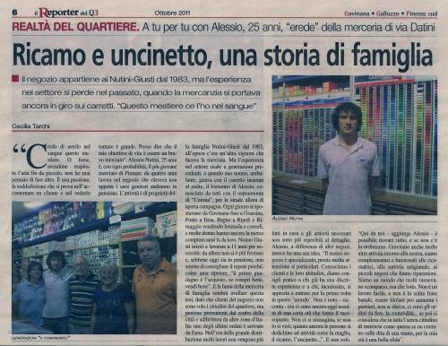 Ricamo e Uncinetto...Una storia di Famiglia